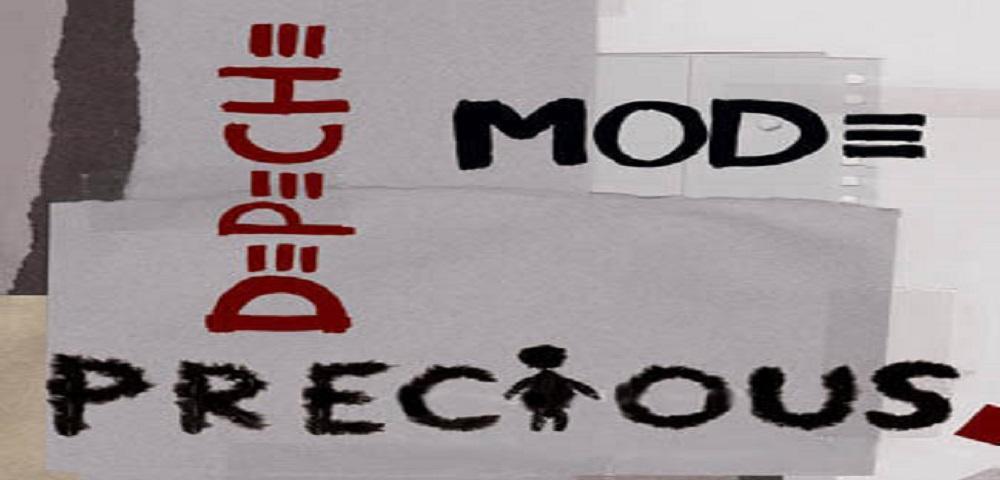 """Il brano """"Precious"""" dei Depeche Mode #1 delle hitchart dell'ottobre 2005."""