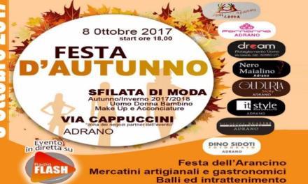 Festa d'autunno: in Via Cappuccini, l'atmosfera si fa magica