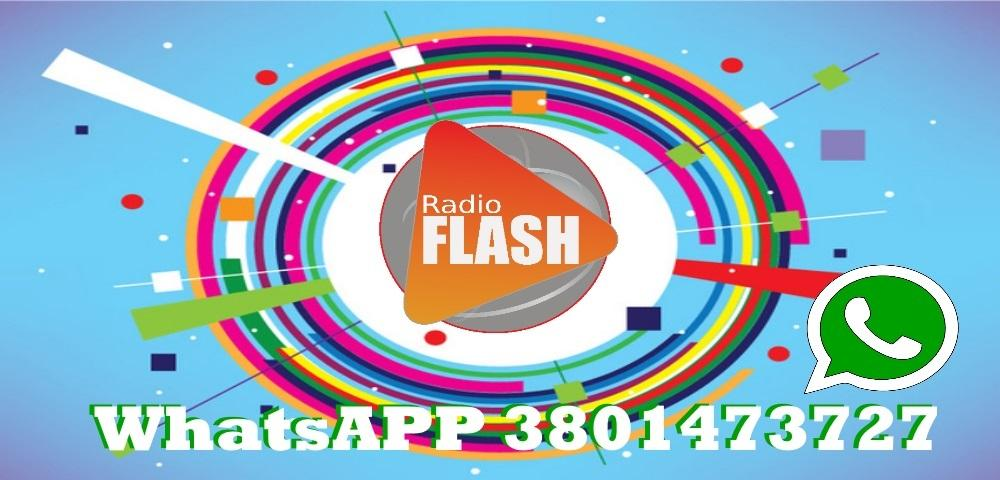 "Radio Flash: Nuovo numero ""WhatsAPP"" 380.1473727"