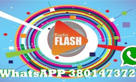 "Radio Flash: Nuovo numero ""WhatsAPP"" 380.1473727"