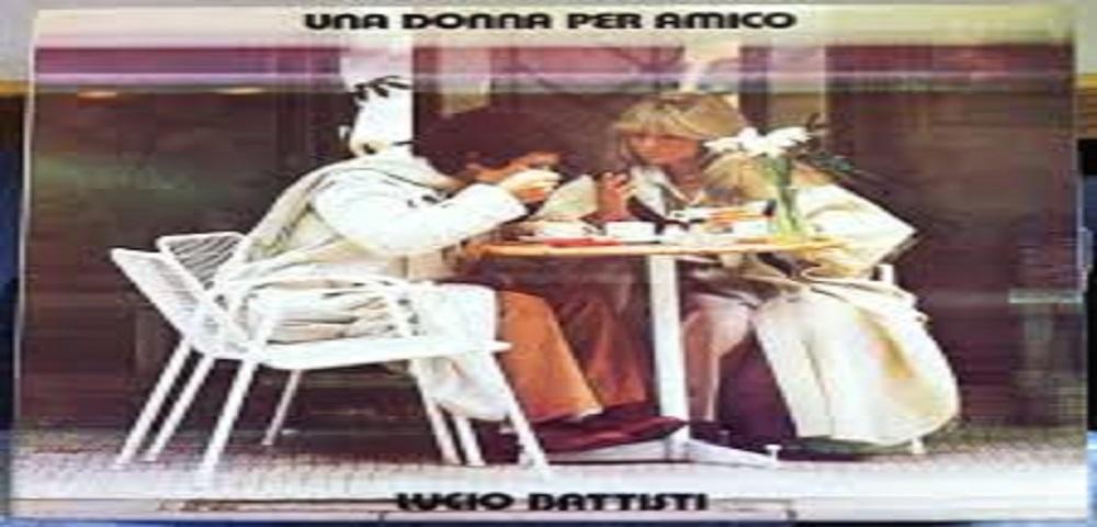 """Ottobre 1978: il brano """"Una donna per amico"""" di Lucio Battisti #1 delle hitchart."""