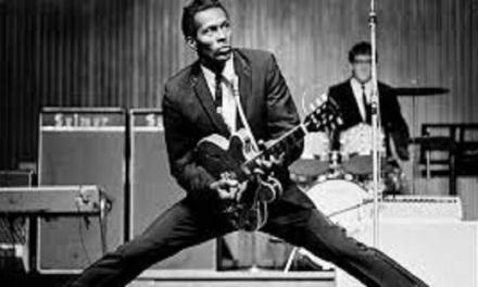 Oggi Chuck Berry avrebbe compiuto 91 anni.