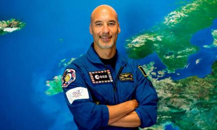Luca Parmitano dà il nome ad un asteroide