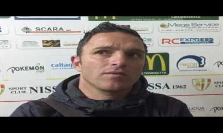 """Sport Flash, Campionato di Serie D Girone """" I """": intervista al mister del Troina Peppe Pagana sulla partita contro l'Ebolitana.(audio)"""