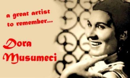 La catanese Dora Musumeci, prima pianista jazz d'Italia