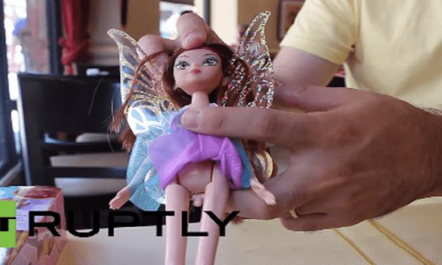 Trans Doll, la bambola transessuale sciocca l'Argentina