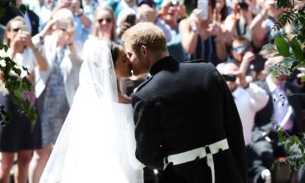 Un po' di Sicilia al Royal Wedding di Henry e Meghan