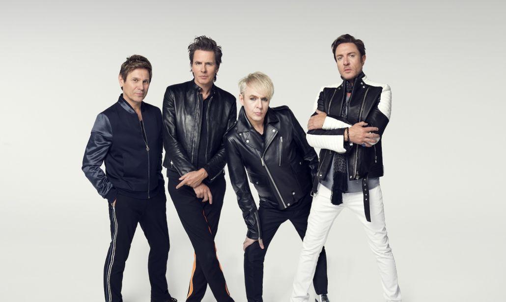 i Duran Duran in vacanza a Venezia