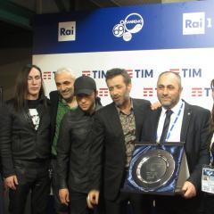 """Festival di Sanremo, il premio """"Sala Stampa"""" Lucio Dalla a Daniele Silvestri"""