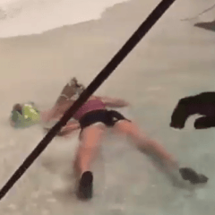 Cadute…femminili (video)