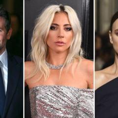 """Bradley Cooper lascia Irina Shayk, galeotto fu il set di """"a star is a born""""?"""