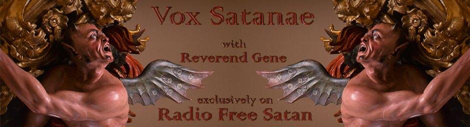 Vox Satanae Banner