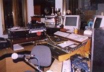 Storia di Radio Gioiosa Marina, anno 1981, Lo studio