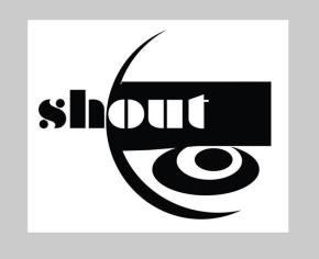 Logo Shout per il Conte su Radio Gioiosa Marina