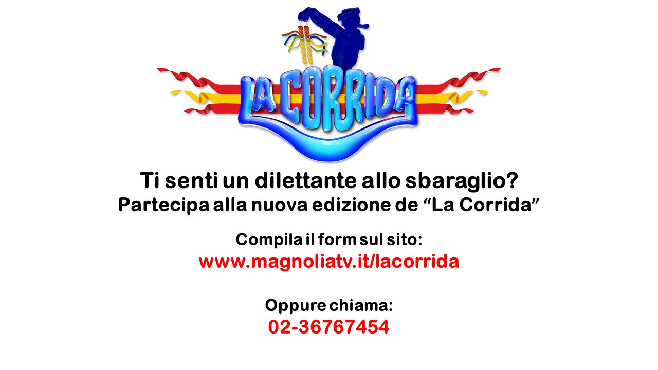 locandina-la-corrida-canale-5-radio-gioiosa-marina-news