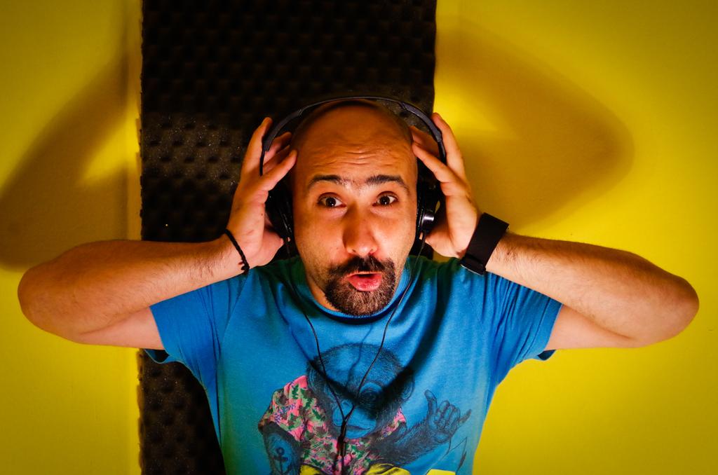 """Davide Casciello - """"Cascio"""" radio gioiosa mrarina"""