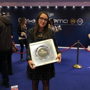 mazza-ilenia-sanremo-2019-caulonia-radio-gioiosa-marina-news (2)