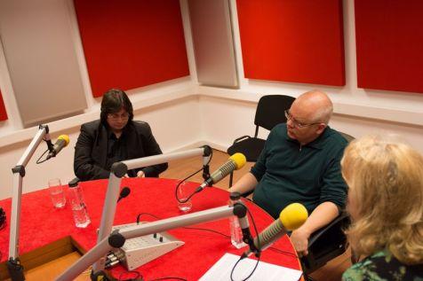 MARK STRINGER SI GABRIEL BEBESELEA LA RADIO IASI - 02 04 2015_16