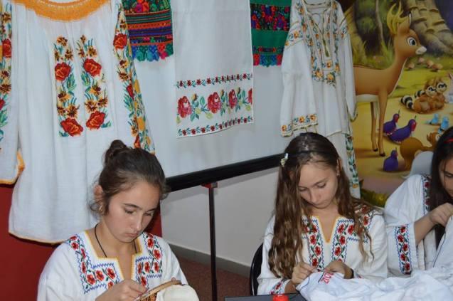 7_Traditii la Biblioteca Judeteana_Iasi