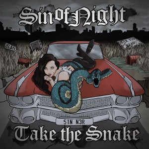 cover Take The Snake
