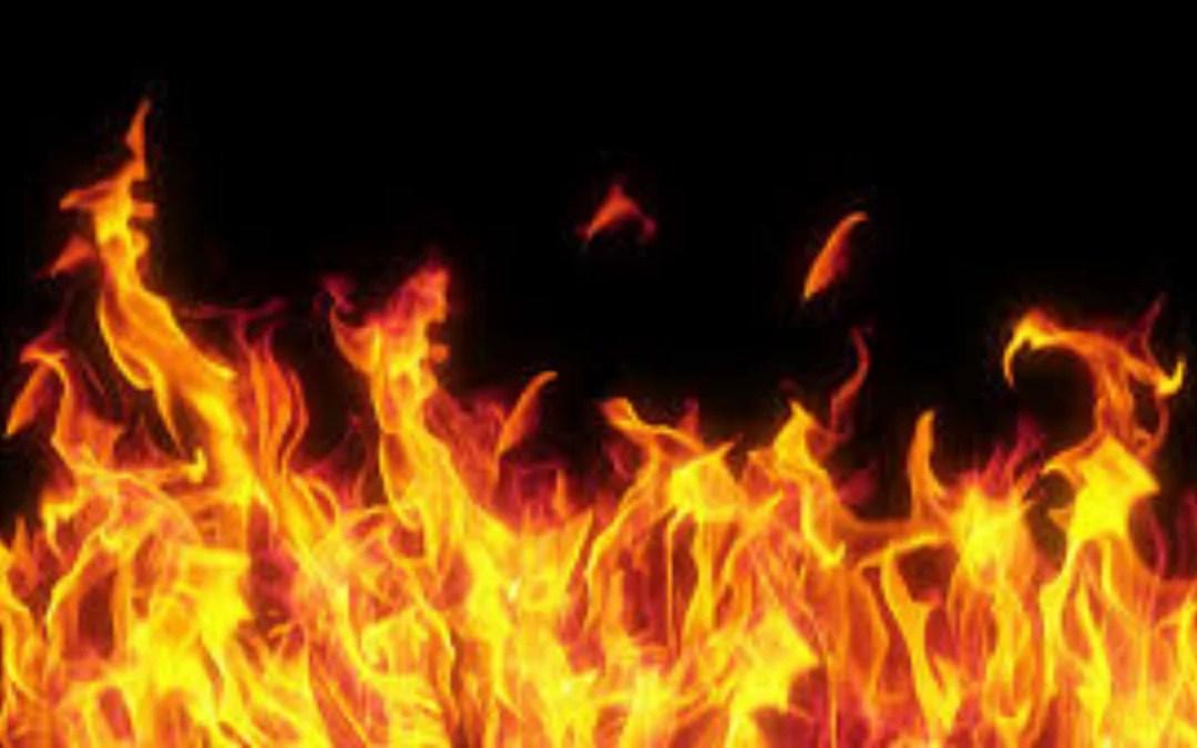 Man Dies in Lenasia Extension 10 Fire