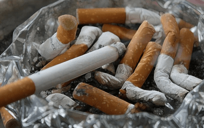 Rise in the illicit trade of cigarettes during lockdown ban