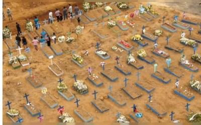Ecuador Mortuary System Collapses