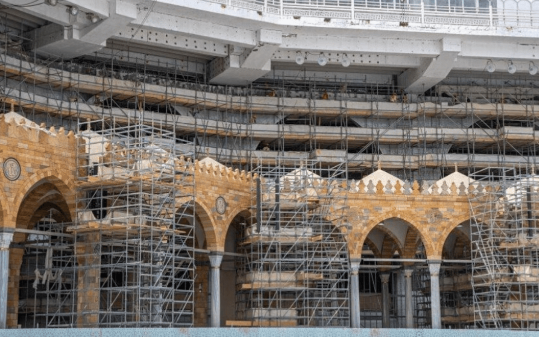 Work on Third Saudi Expansion of Haram Resumes in Makkah