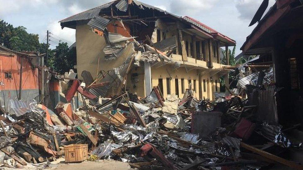Overly Stringent Nigerian Governor Orders Hotels Demolished for Breaching Lockdown Rules