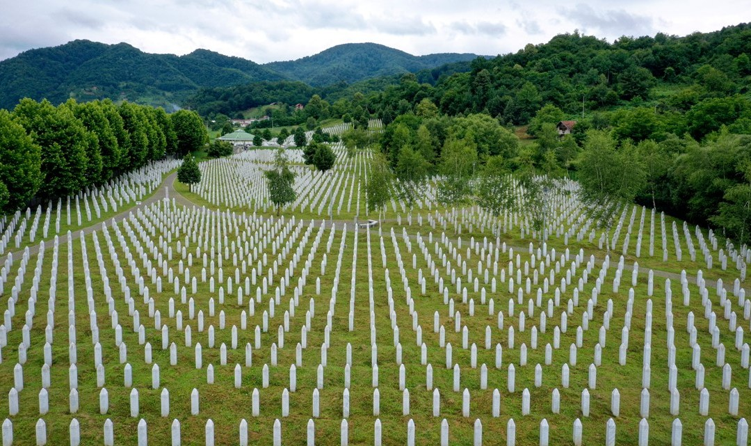 Remains of Nine more Victims of Srebrenica Massacre Buried on 25th Anniversary
