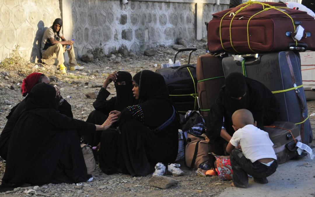 Ethiopia to Repatriate Women and Children after Saudi Camps Outrage
