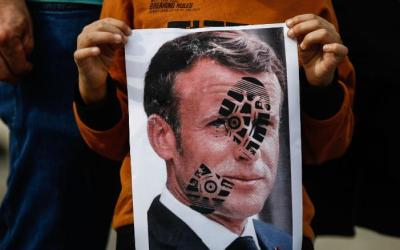 Muslims Love for Prophet Muhammad (PBUH) Remains Undiminished Despite Blasphemous Comments from Emmanuel Macron