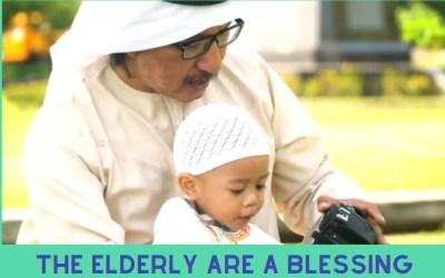 Youth Talk with Bibi Aysha Laher: Elders are a blessing – Nasseega Botha