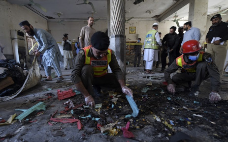 At Least Seven Killed & Scores Wounded at Madrassah in Peshawar, Pakistan