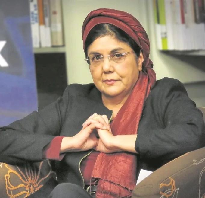 Zubeida Jaffer honoured with lifetime achievement award for journalism