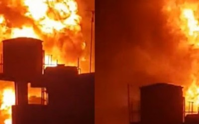 Eight Killed in Lagos Petrol Station Explosion