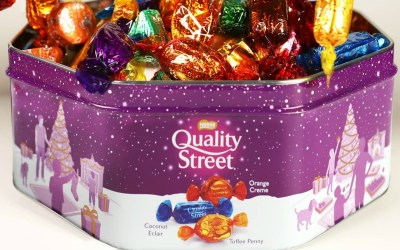 [LISTEN] Quality Street, We all Have our Favourite Favourite, What is Yours?