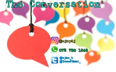 The Conversation – Tell us you are South African without actually saying that you are south African