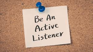 Become An Active Listeners: Mufti Yusuf Moosagie