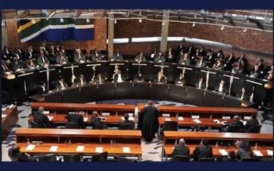 Drama At Concourt – Zuma Refuses To Supply Affidavit And Gordon judiciary Saga
