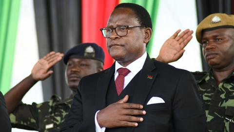 Malawi President Lazarus Chakwera Fires Minister Over COVID-19 Funds