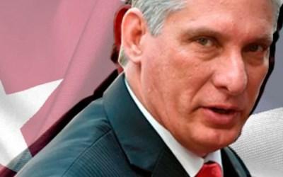Cuba's Communist Party appoints Díaz-Canell as leader