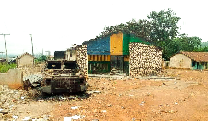 Third Police Station in Nigerian State Attacked in Less than 72 Hours