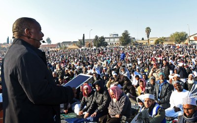 No Eidgaah in Lenasia this Year due to COVID-19 as Jamiatul Ulama SA South Gauteng Advises Muslims to Read Eid Salaah in Masaajid