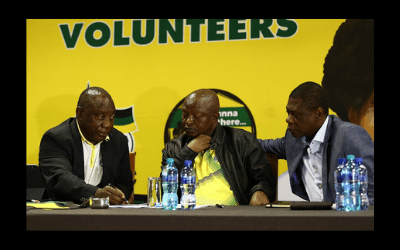 Bridge Between ANC Factions Becomes Clearer At NEC Meeting