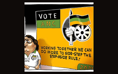 The ANC's Step – Aside Rule Just Gets Murkier By The Day