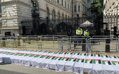 """[LISTEN] Palestinian Ambassador to UK Husam Said Zomlot: """"It's Time for the UK Government to Talk less & Take Action Against Israel"""""""