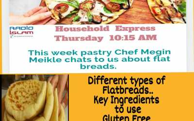 Household Express: This week Pastry Chef Megin Meikle chats to us about Flat Breads