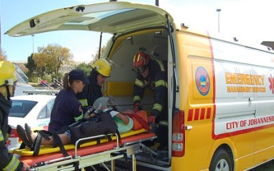 Gauteng ambulance crisis