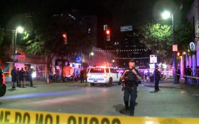 At Least 13 Wounded in Texas Shooting